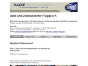 Auto- und Zweiradcenter Flügge e.K.