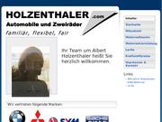 Autohaus Albert Holzenthaler e.K.