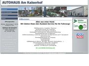 Autohaus am Kaiserhof