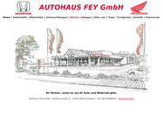 Autohaus Fey GmbH