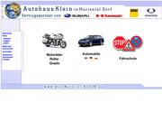 Autohaus Klein
