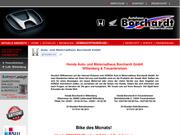 Autohaus / Motorradhaus Borchardt GmbH