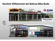 Bahro's Bike Bude Müllrose