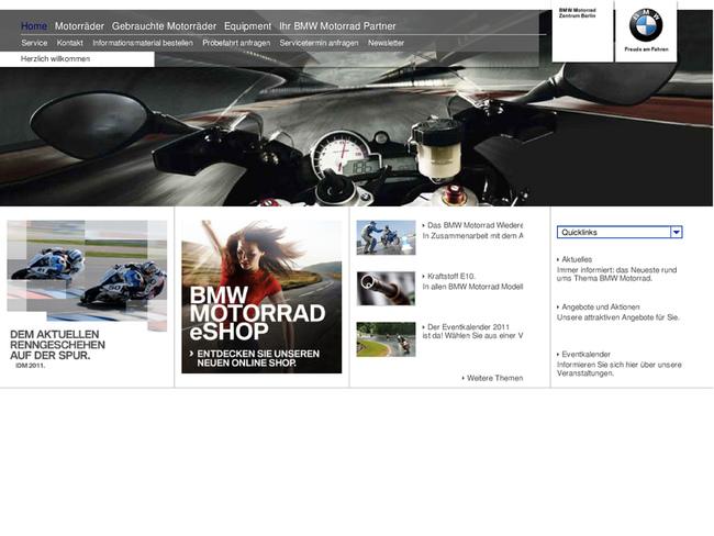 bmw motorrad zentrum berlin in berlin motorradh ndler. Black Bedroom Furniture Sets. Home Design Ideas
