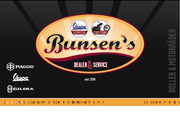 Bunsens Motorcycle Department