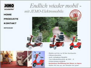 elektromobile j ckel in grabow motorradh ndler. Black Bedroom Furniture Sets. Home Design Ideas