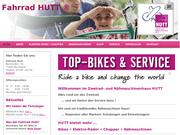 Fahrrad Hutt