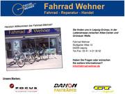 Fahrrad Wehner