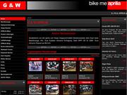G & W Motorräder + Motorroller e.K.