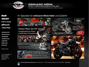 gerhard m rk motorradzentrum in leonberg motorradh ndler. Black Bedroom Furniture Sets. Home Design Ideas