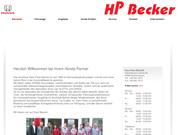 Hans Peter Becker