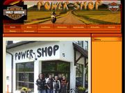 Harley-Davidson Power Shop