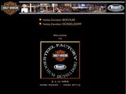 Harley-Davidson Steel Factory Duesseldorf