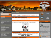 Harley Davidson Vertragshändler Hamburg Nord GmbH