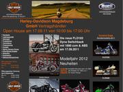 Harley-Davidson Vertragshändler Magdeburg GmbH