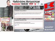 Hofrichter- Motorräder