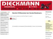 Honda Dieckmann