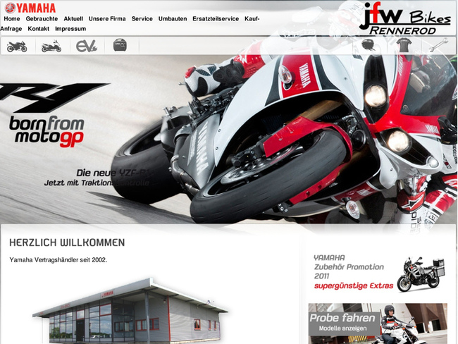 jfw bikes e k in rennerod motorradh ndler. Black Bedroom Furniture Sets. Home Design Ideas