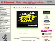 Kawasaki Motorräder Südhessen GmbH