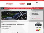 Klaus Kleinemeier Motorradsport