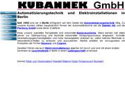 Kubannek GmbH