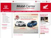 M.C. F. Mobil-Center Fahrzeugvertriebs GmbH & Co. KG