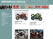 Motorrad Aehlig