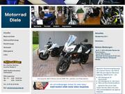 Motorrad-Diele