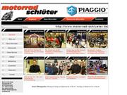 Motorrad Schlüter