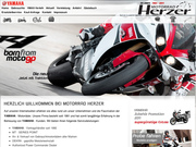 Motorrad Herzer