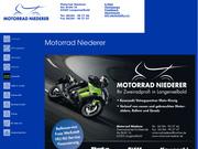 Motorrad Niederer