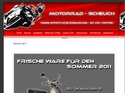 Motorrad Scheuch