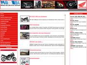 Motorrad-Service Schwer