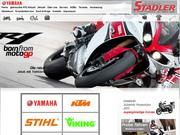 Motorrad Stadler Ludwig Stadler