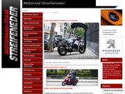 Motorrad Streifeneder