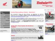 Motorradhaus Detels