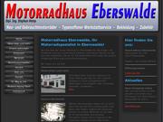 Motorradhaus Eberswalde