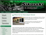 Motorradsport Sikorski