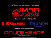MSG Moto-Shop-Gera TEAM BAUCH OHG