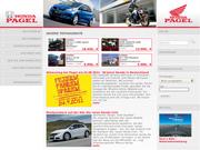 Pagel Lahe GmbH & Co. KG, Autohaus