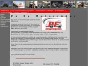 Pe Es Motorräder Peter Essing