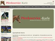 Pferdeservice Günter Karle