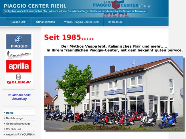 piaggio center riehl in karlsdorf neuthard motorradh ndler. Black Bedroom Furniture Sets. Home Design Ideas