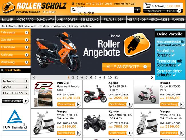 Roller Scholz Css Vertrieb Und Marketing Gmbh In Berlin