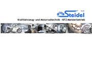 Steidel GmbH Sportmotorräder