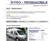SYRO Reisemobile