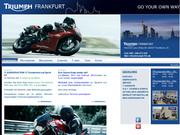 Triumph Flagshipstore Niederlassung Frankfurt