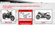 Wendel Motorräder / Centro Aprilia