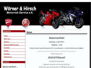w rner hirsch motorrad service e k in reutlingen. Black Bedroom Furniture Sets. Home Design Ideas