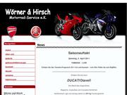 Wörner & Hirsch Motorrad-Service e.K.